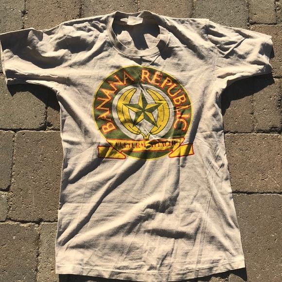 Vintage Banana Republic shirt!